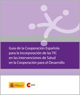 Portada Guía AECID TIC Salud