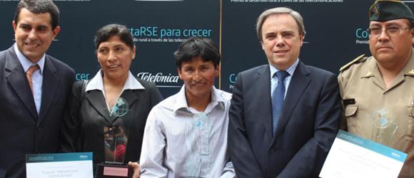 Premios ConectaRSE para Crecer